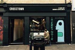 Crosstown Shoreditch - Doughnuts & Coffee