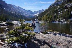 Black Lake Trail