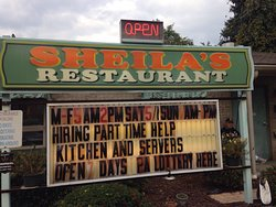 Sheila's Restaurant
