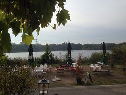 Gaststätte am Eichelgartensee