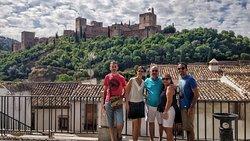 Caminando Granada