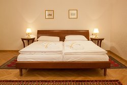 Double room Hotel Kaiserin Elisabeth, Wien