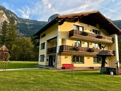 Extraordinary experience during my stay in Landhaus Lilly