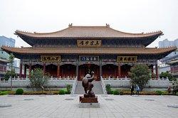 Daxingshan Temple