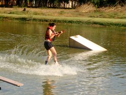 Wakeskater Cable Park - WCP