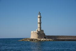 Chania Venetian Lighthouse