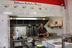 Soltani Kebabs