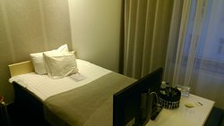 Nice hotel near the city center