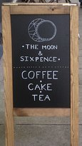 ‪The Moon & Sixpence Coffeehouse‬