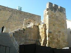Torre del Pretorio Romana