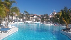 Prettiest Pool Area !