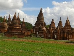 many Pagodas you can see in Bagan