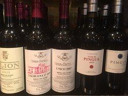 Pinkleton & Wine