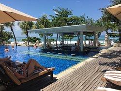 Picturesque resort