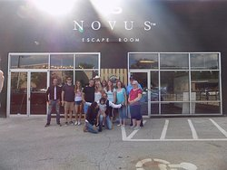 Novus Escape Room