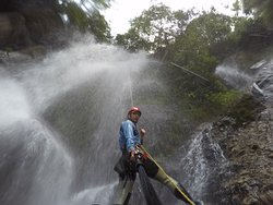 Chhango Adventure Canyoning In Nepal