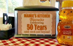 Mamie's Kitchen Biscuits