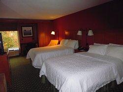 Quiet, friendly hotel