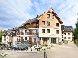 Cristal Resort Szklarska Poreba by Zdrojowa