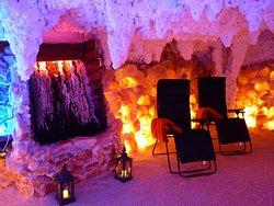 Salzinsel Grotte Fehmarn
