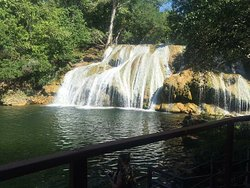 Fazenda do Betione Waterfall