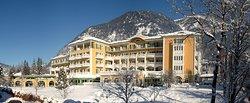 Das Alpenhaus Gesteinertal