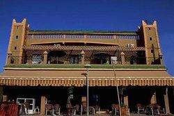 Restaurant Trans Sahara