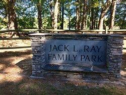 Jack L. Ray Family Park