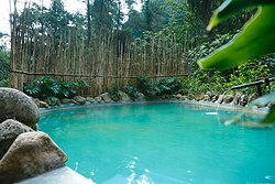 Maribaya Hot Springs