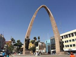 Arco Parabolico