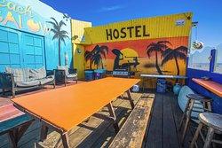 ITH Beach Bungalow Surf Hostel