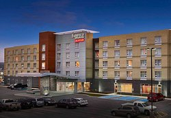 Fairfield Inn & Suites St. John's Newfoundland