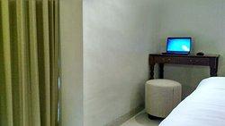 Hotel simple, jadul dan keren....