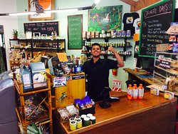Mama Toucan's Natural and Organic Food Store