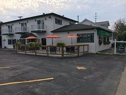 The Little Bar Restaurant of Marine City