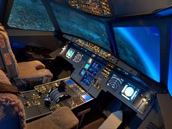 Flugsimulator Frankfurt