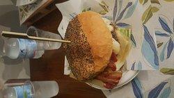 Fantastica Hamburguesa Tony Bacon
