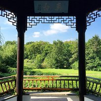 New York Chinese Scholar's Garden