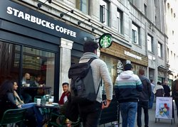 Starbucks - Oxford Road
