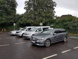 New Forest Lyndhurst taxis