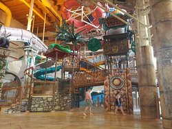 Wisconsin Dells Water Parks at Chula Vista Resort