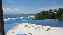 At blue heaven@bali inspiration tours