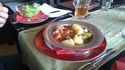 Gutes bosnisches Essen und tolle Aussicht