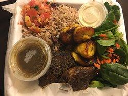 Binghimon's Caribbean Kitchen