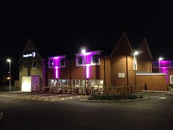 Comfortable and new Premier Inn