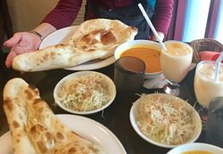 Samrat halal Indian restaurant