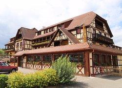 Hotel Au Parc des Cigognes