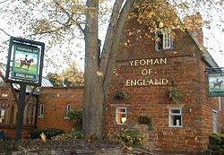 Yeoman of England