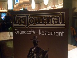 Le Journal Grandcafe - Restaurant