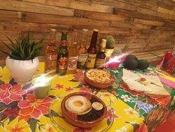 imagen Frijolito Mexicano en Sevilla
